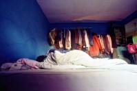 durante el sueño