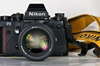 Nikon F3hp with Nikkor 85mm f1.8 afd