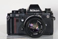Nikon F3 with Nikkor 50mm f1.4 ai